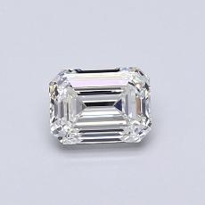 推荐宝石 4:0.60 克拉祖母绿切割钻石