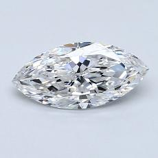 Recommended Stone #1: 0.72-Carat Marquise Cut Diamond
