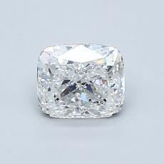 Recommended Stone #4: 0,90-Carat Cushion Cut Diamond