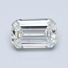 1.00 Carat 綠寶石 Diamond 非常好 G SI1
