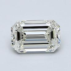 Recommended Stone #3: 1.20-Carat Emerald Cut Diamond