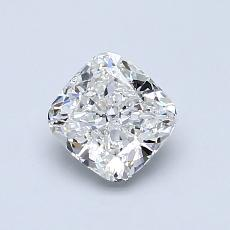 Recommended Stone #1: 0,85-Carat Cushion Cut Diamond