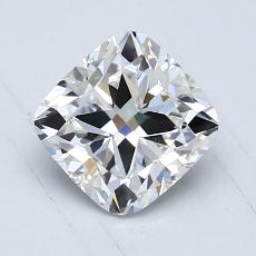 Recommended Stone #2: 1.06-Carat Cushion Cut Diamond