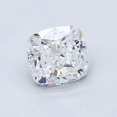 Pierre recommandée n°2: Diamant taille coussin 1,01 carats