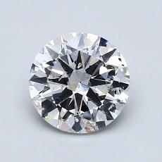 Recommended Stone #3: 1.21-Carat Round Cut