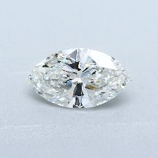 Recommended Stone #3: 1.25-Carat Marquise Cut Diamond