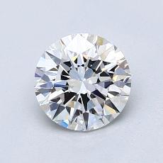 1.02 Carat 圓形 Diamond 理想 E VS1