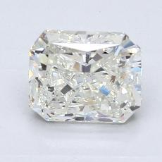 Recommended Stone #3: 1,50-Carat Radiant Cut Diamond