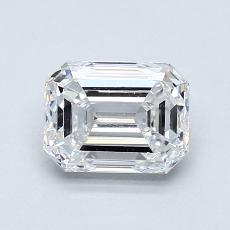Recommended Stone #3: 0.94-Carat Emerald Cut Diamond