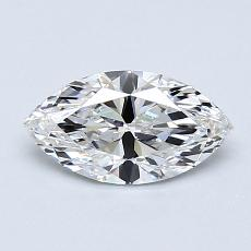 Recommended Stone #3: 0,70-Carat Marquise Cut Diamond