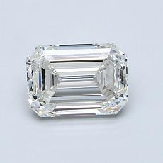 1.03 Carat 绿宝石 Diamond 非常好 H VVS1