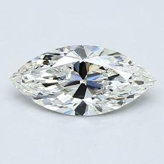 Recommended Stone #4: 0.71-Carat Marquise Cut
