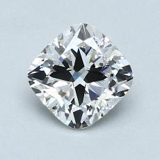 Recommended Stone #4: 1.04-Carat Cushion Cut Diamond