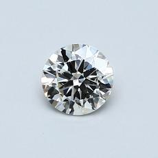 推薦鑽石 #2: 0.40  克拉圓形 Cut