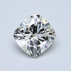 Recommended Stone #2: 1,06-Carat Cushion Cut Diamond