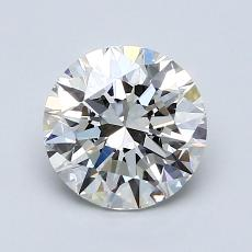 1,40-Carat Round Diamond Ideal H VS1
