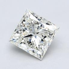 推荐宝石 2:1.11 克拉公主方型切割