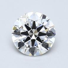 1.03 Carat 圆形 Diamond 理想 I VS1