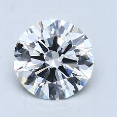 Recommended Stone #3: 1.42-Carat Round Cut Diamond