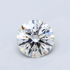 Recommended Stone #4: 0.75-Carat Round Cut Diamond