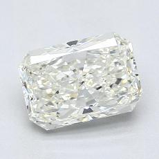 Recommended Stone #1: 1.50-Carat Radiant Cut Diamond