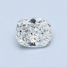 Recommended Stone #4: 0.58-Carat Cushion Cut Diamond