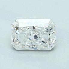 Recommended Stone #4: 1.01-Carat Radiant Cut Diamond