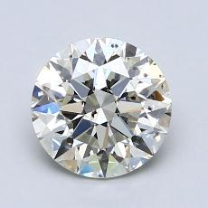 Recommended Stone #3: 1.41-Carat Round Cut Diamond