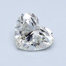 1.01 Carat Corazõn Diamond Muy buena J VS2