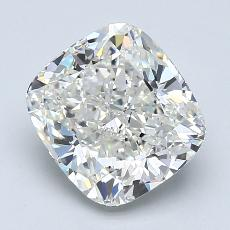 Recommended Stone #3: 2.75-Carat Cushion Cut Diamond