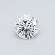 Recommended Stone #4: 0.43-Carat Round Cut Diamond