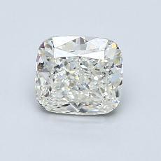 1.00 Carat 垫形 Diamond 非常好 J VVS1