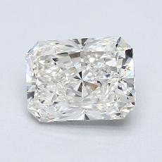 1.20-Carat Radiant Diamond Very Good I VS2