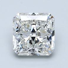 Recommended Stone #3: 1.81-Carat Radiant Cut Diamond