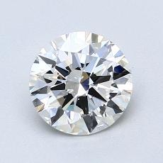 1,20-Carat Round Diamond Ideal H VS1
