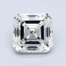 Recommended Stone #2: 1,53-Carat Asscher Cut Diamond