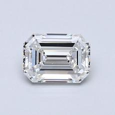 Recommended Stone #2: 0.81-Carat Emerald Cut Diamond