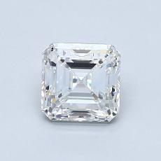 推薦鑽石 #3: 0.90  克拉上丁方形鑽石