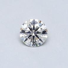 0.32 Carat 圓形 Diamond 理想 F VS2