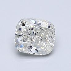 1.02-Carat Cushion Diamond Very Good H SI1