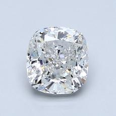 Recommended Stone #1: 1,20-Carat Cushion Cut Diamond