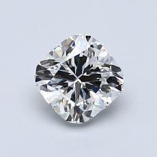 Recommended Stone #2: 0.93-Carat Cushion Cut Diamond