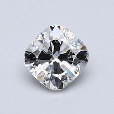推荐宝石 4:0.93 克拉垫形钻石