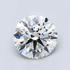 Recommended Stone #1: 1.20-Carat Round Cut Diamond