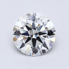 Recommended Stone #3: 1.00-Carat Round Cut Diamond