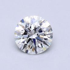 Recommended Stone #4: 0.83-Carat Round Cut Diamond