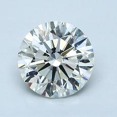 Recommended Stone #2: 1,27-Carat Round Cut Diamond