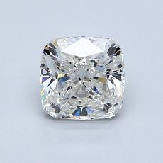 Recommended Stone #4: 1.09-Carat Cushion Cut Diamond