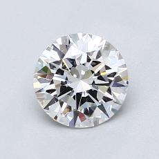 1.01 Carat 圓形 Diamond 理想 G VS1