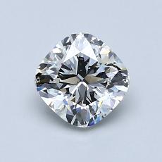 Recommended Stone #4: 0.97-Carat Cushion Cut Diamond